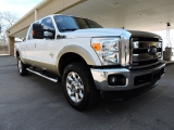 Ford Super Duty F-250 4x4 Lariat Shot Bed 2014