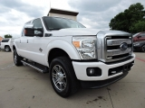 Ford Super Duty F-250 4x4 Platinium 2013