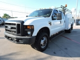 Ford Super Duty F-350 4x4 Utility Bed 2009