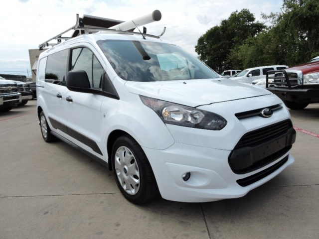 2015 Ford Transit Connect Cargo Van XLT