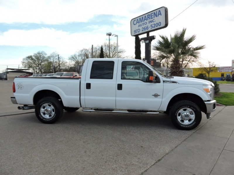 Ford Super Duty F-250 SRW 2012 price $23,990