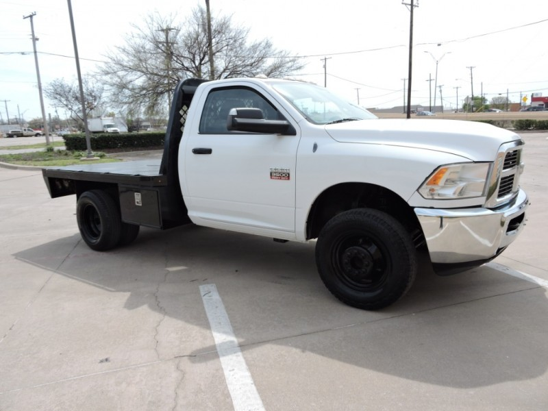 Dodge Ram 3500 2012 price $21,990