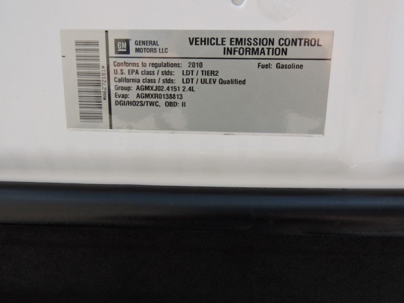 GMC Terrain 2010 price $9,490