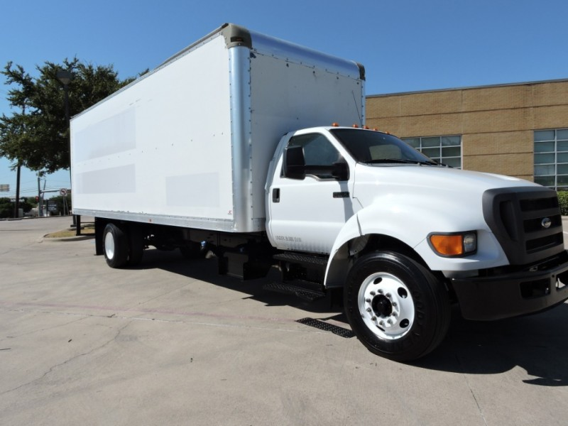 Ford F750 W/CUMMINS ENGINE 2012 price $27,990