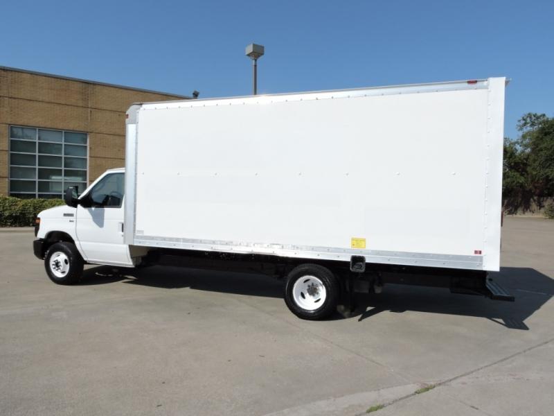 Ford E350 16 FOOT BOX 2012 price $10,990