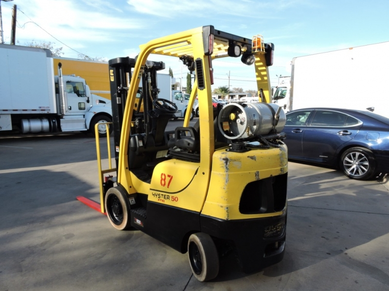 HYSTER 50 FORTIS  2013 price $9,900