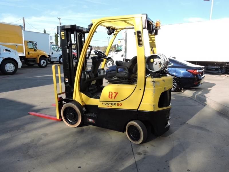 HYSTER 50 FORTIS  2013 price $9,990
