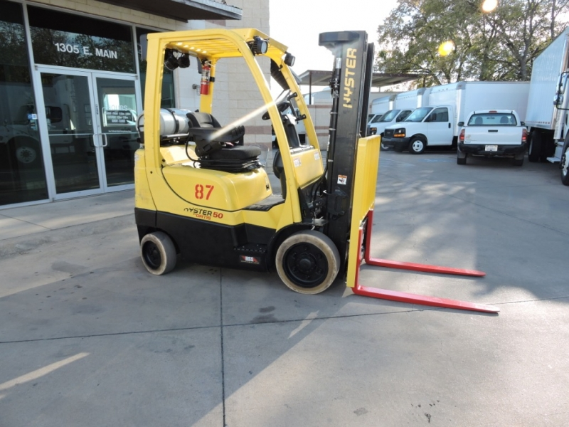 HYSTER FORTIS 50  2013 price $9,900