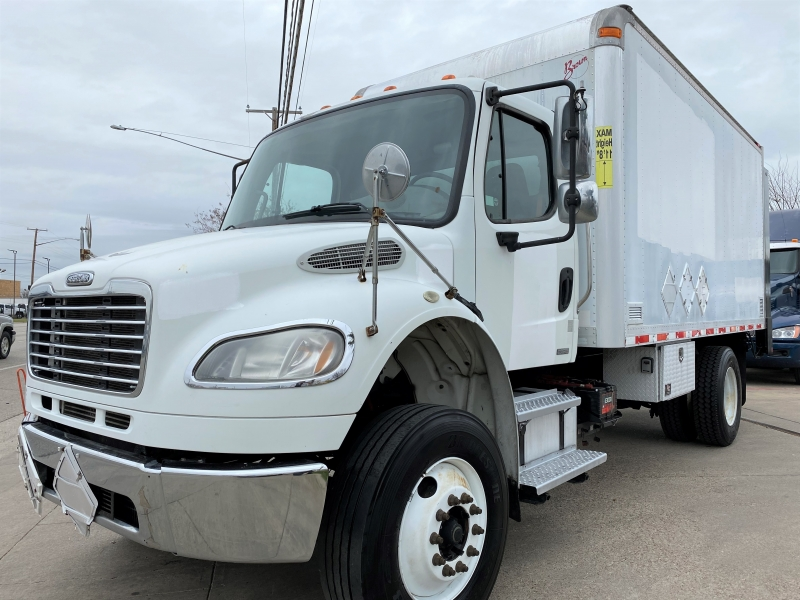 Freightliner M2 18 FOOT BOX 2008 price $19,990