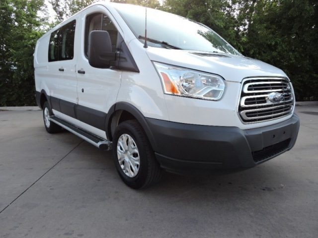 2015 Ford Transit Cargo Van T-250 Low Roof