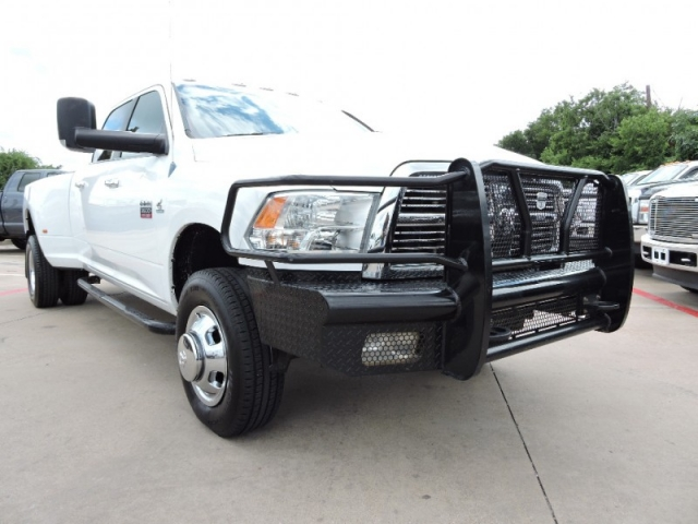 2011 Dodge Ram 3500 Mega Cab 4x4 Big Horn