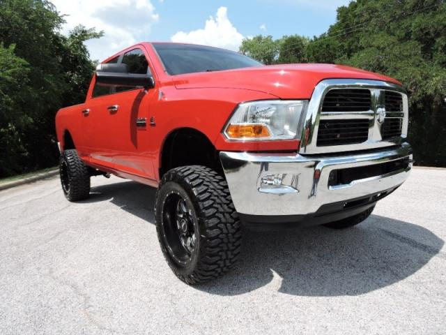 2012 Dodge Ram 2500 4x4 SLT 4