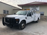 Ford Super Duty F-350 DRW 2009