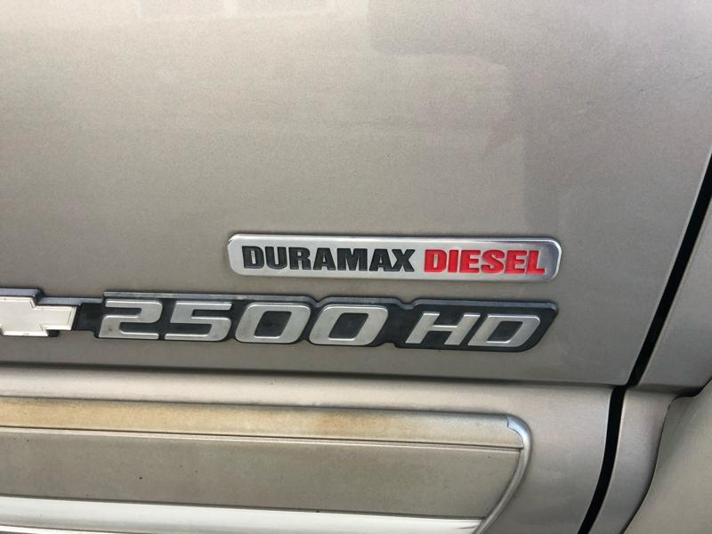 Chevrolet Silverado 2500HD 2003 price $12,995