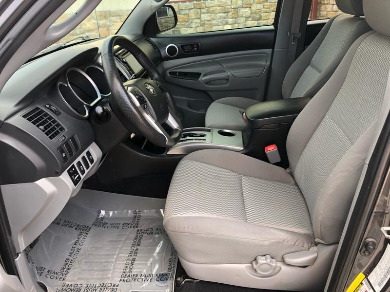 Toyota Tacoma 2014 price $21,500