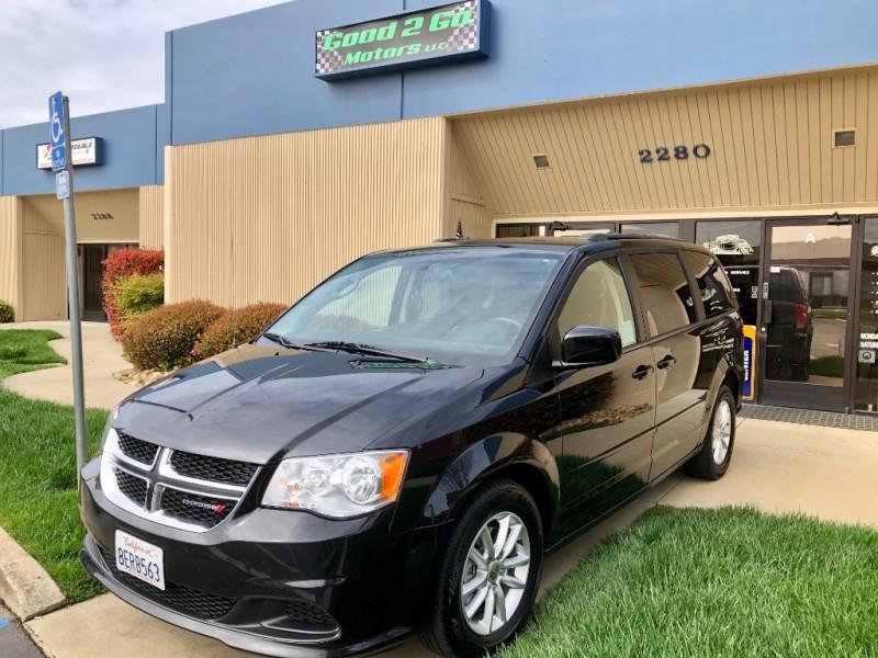 Dodge Grand Caravan 2016 price $12,795