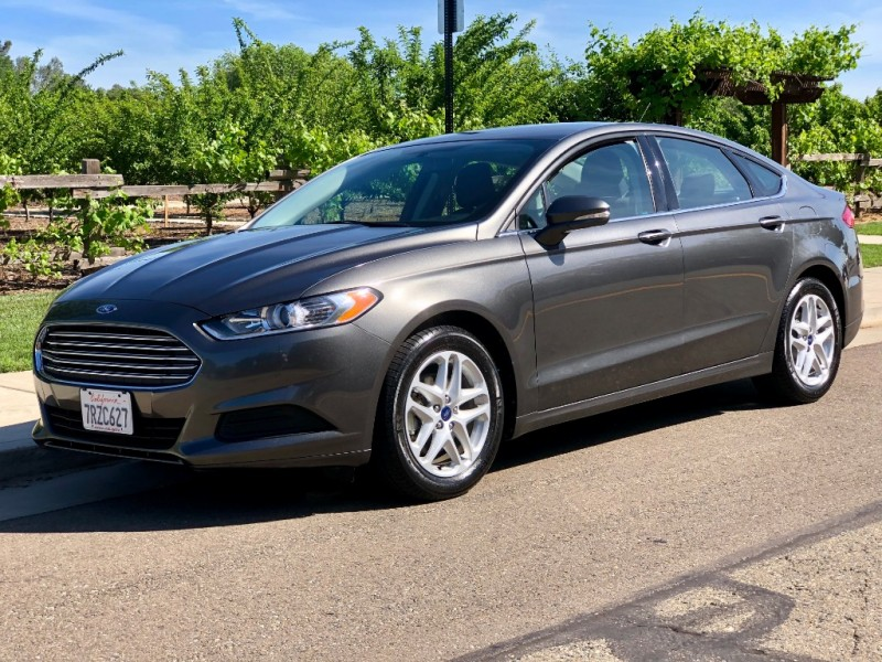 Ford Fusion 2016 price $13,845