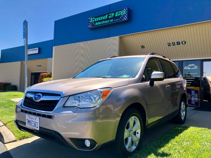 Subaru Forester 2015 price $13,575