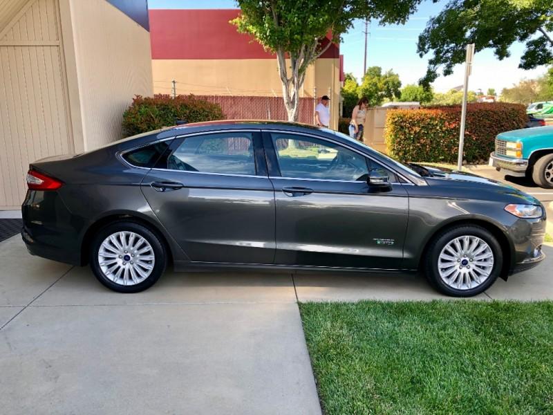 Ford Fusion Energi 2016 price $15,345