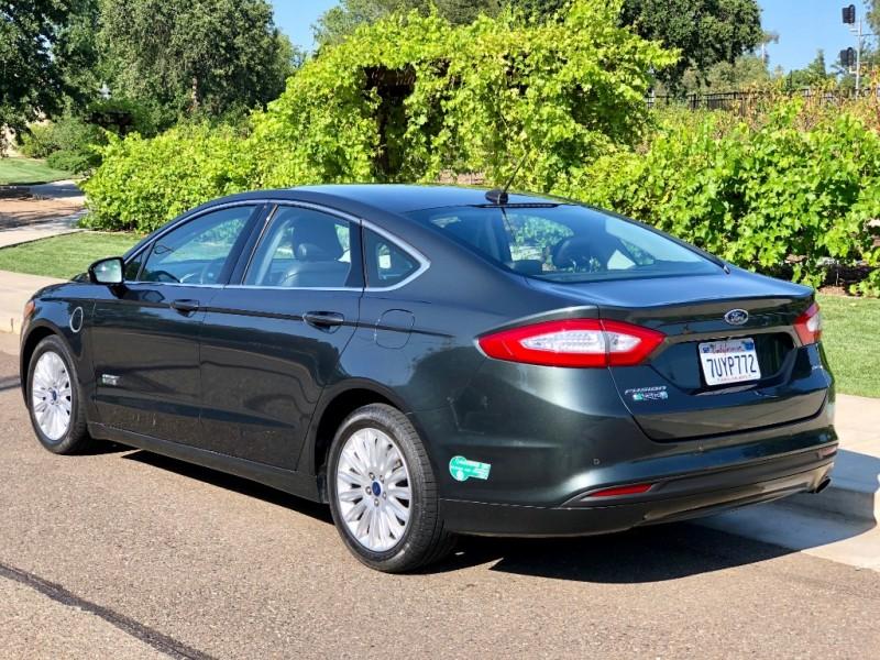Ford Fusion Energi 2016 price $12,997
