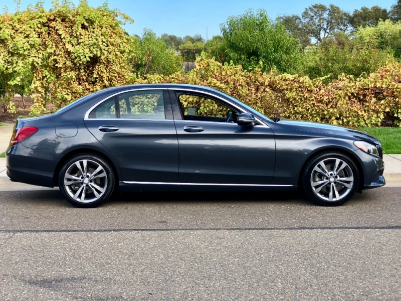 Mercedes-Benz C-Class 2016 price $20,545