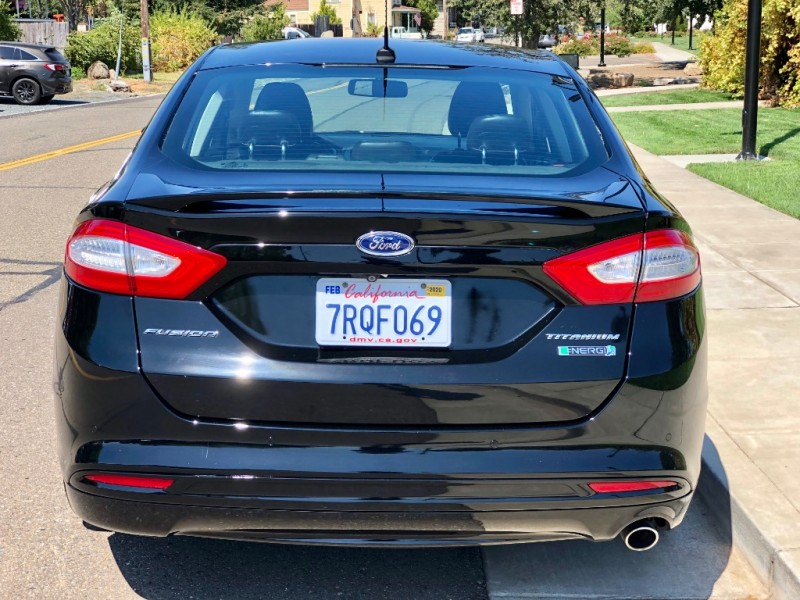 Ford Fusion Energi 2016 price $12,545