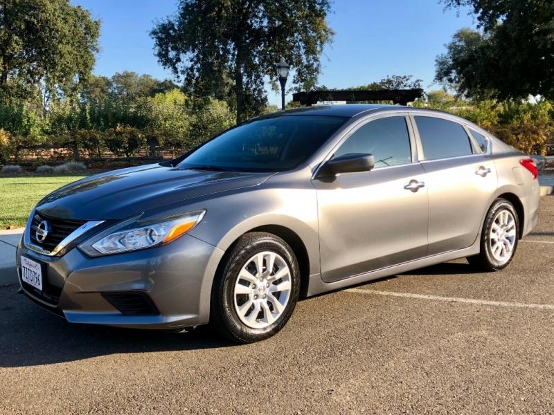 Nissan Altima 2016 price $9,445