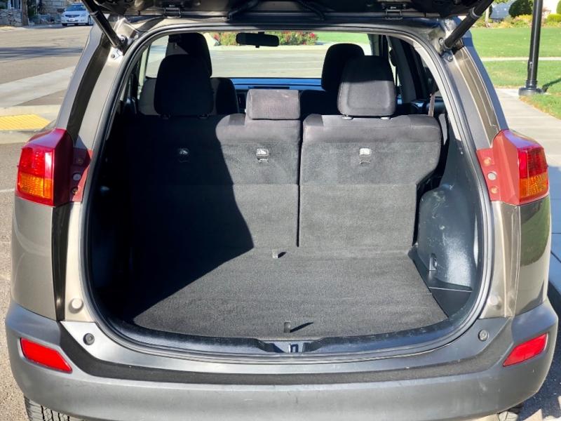 Toyota RAV4 2015 price $14,465