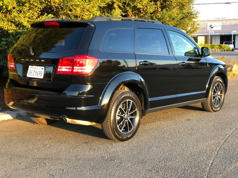 Dodge Journey 2018 price $12,745