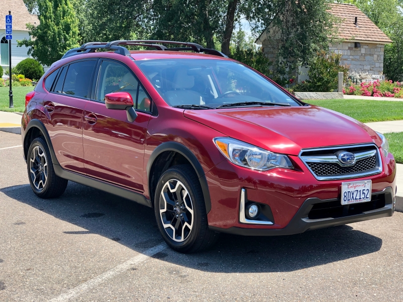 Subaru Crosstrek 2017 price $17,475
