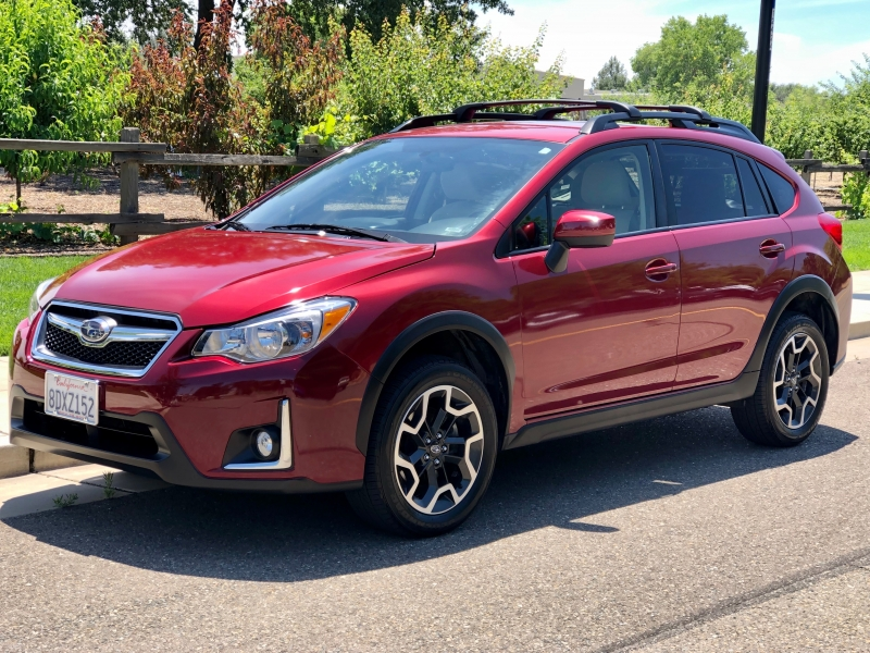 Subaru Crosstrek 2017 price $17,475