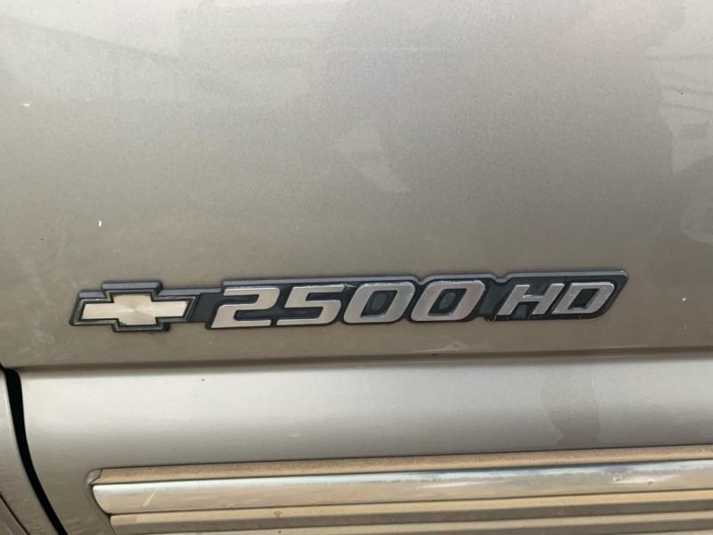 CHEVROLET SILVERADO 2500 2001 price $7,999