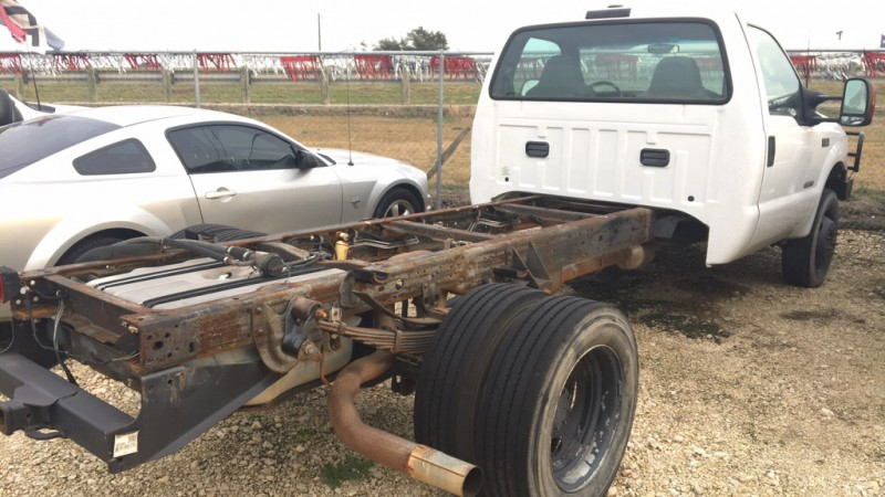 FORD F550 2004 price $14,999