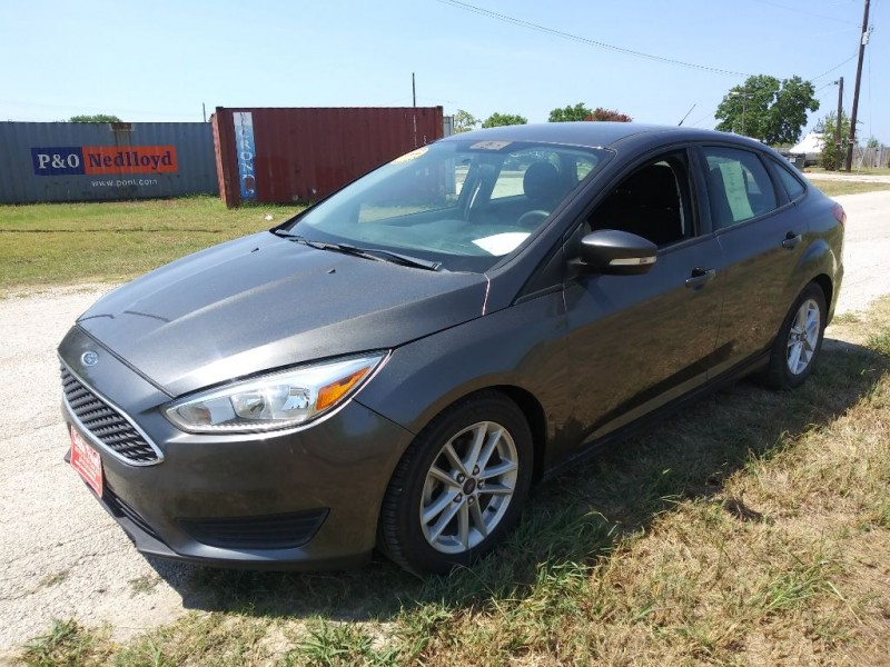 FORD FOCUS 2016 price $10,999