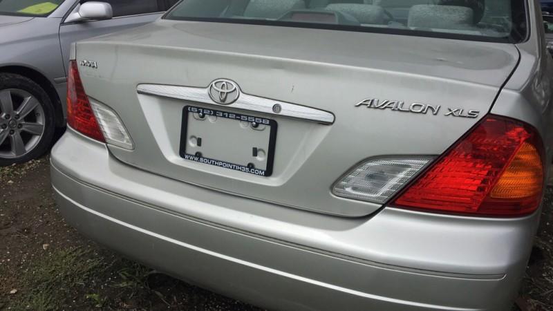 TOYOTA AVALON 2002 price $5,995