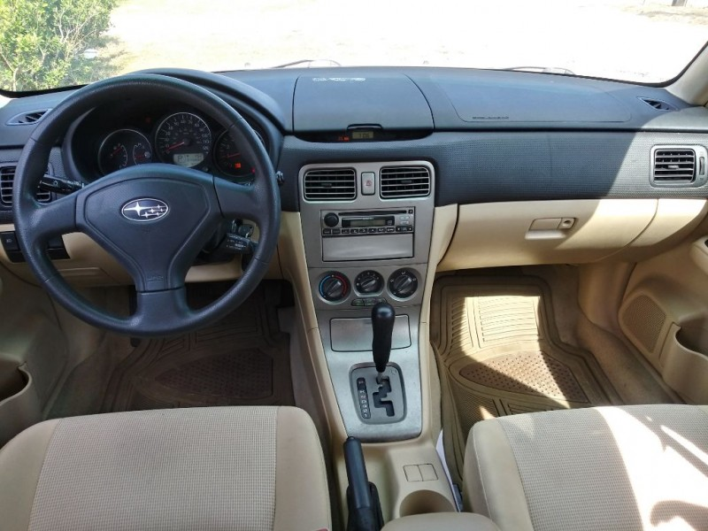 SUBARU FORESTER 2008 price Call for Pricing.