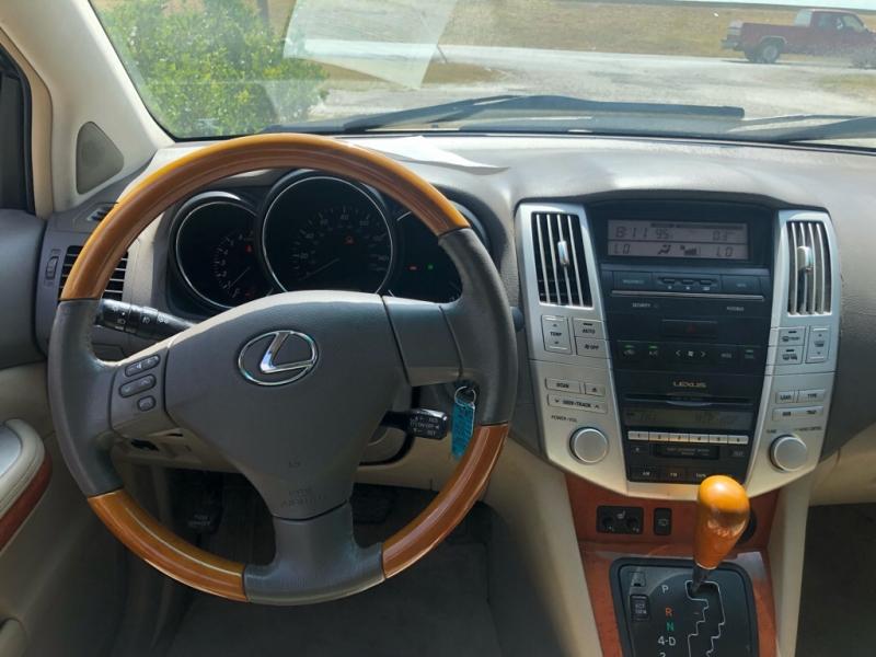 LEXUS RX 2004 price $9,999