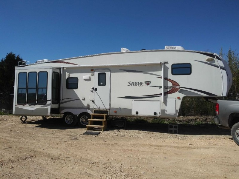FOREST RIVER PALOMINO SABRE 2011 price $17,999