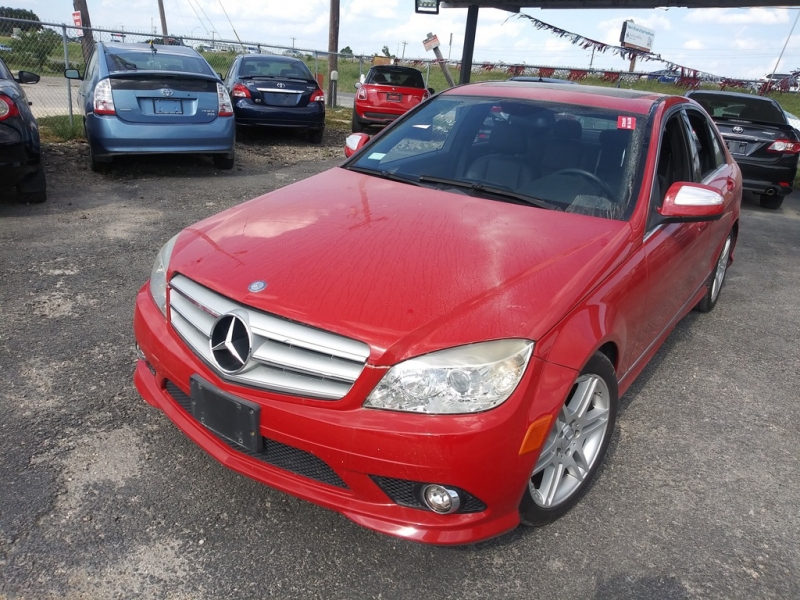 MERCEDES-BENZ C-CLASS 2009 price Call for Pricing.