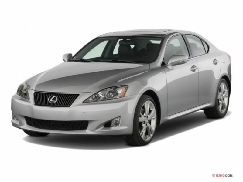 LEXUS IS 250 2009 price $12,999