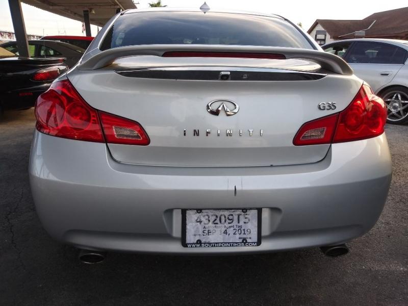 INFINITI G35 2008 price $10,995