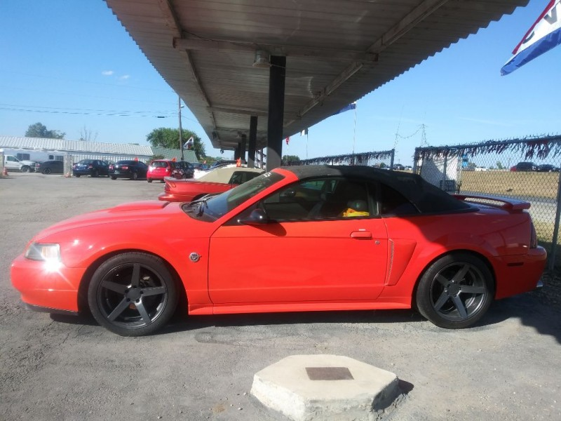FORD MUSTANG 2004 price $13,999