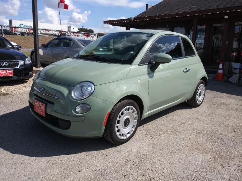 FIAT 500 2012 price $9,999