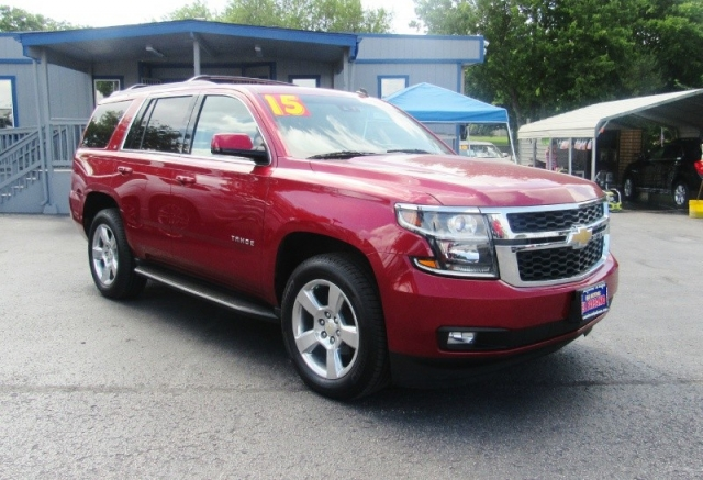 2015 Chevrolet Tahoe 2wd 4dr Lt Inventory E E Motors El