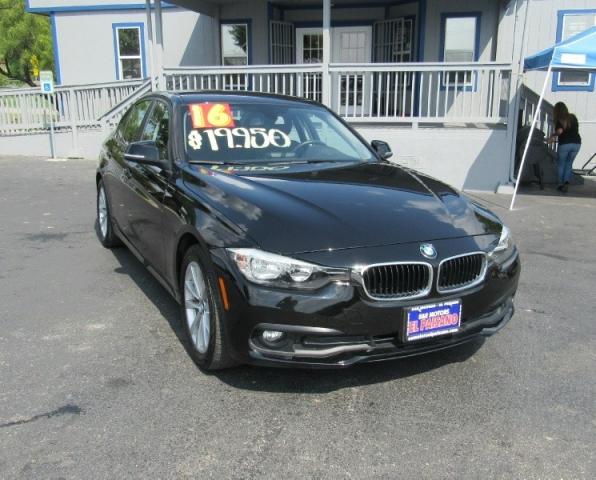 2016 BMW 3-Series