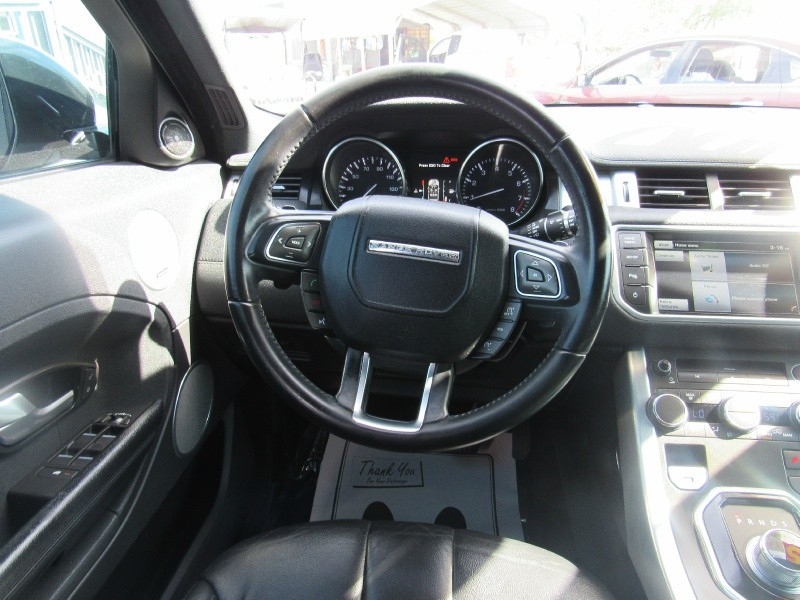 Land Rover Range Rover Evoque 2015 price $28,950