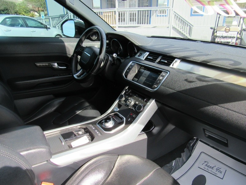 Land Rover Range Rover Evoque 2015 price $24,950