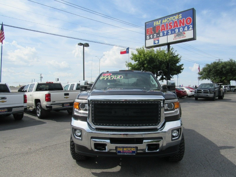 GMC Sierra 2500HD 2015 price $44,950