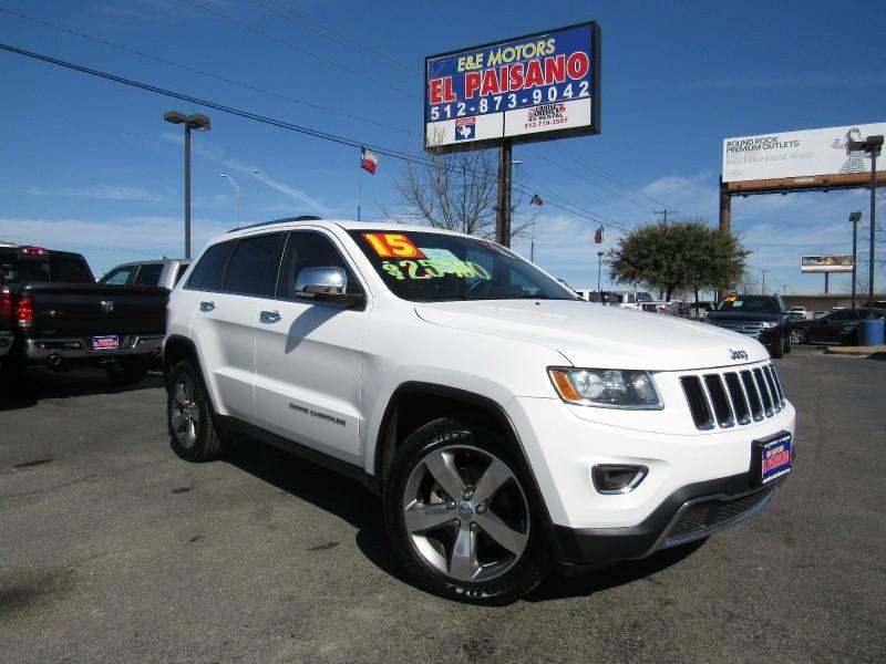 2015 jeep grand cherokee 4wd 4dr limited inventory e for E e motors el paisano