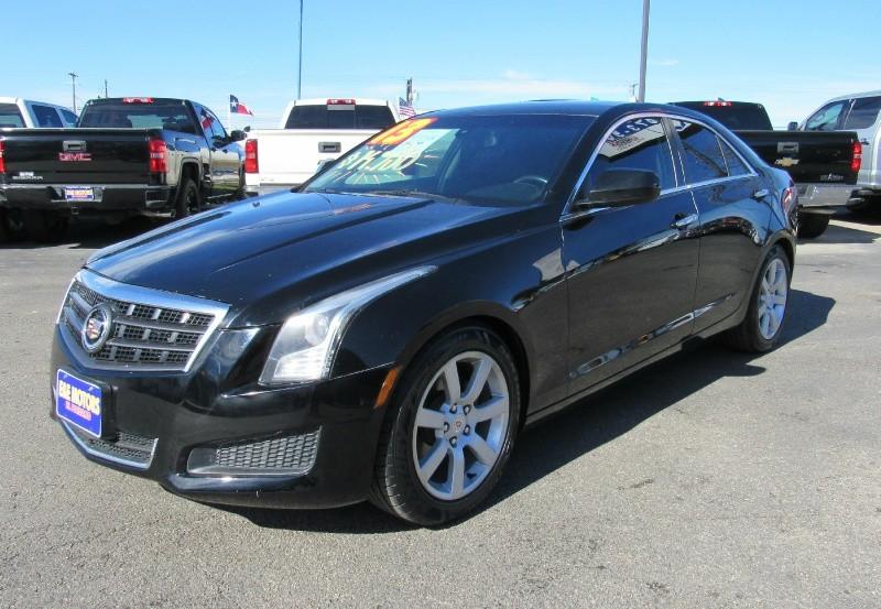 Cadillac ATS 2013 price $12,950